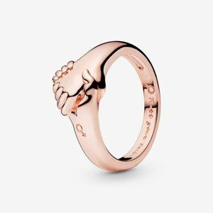 PANDORA Trust Your Tribe Girl Power Ring